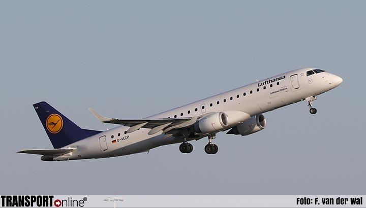 Lufthansa heeft last van nieuwe lockdowns in Europa
