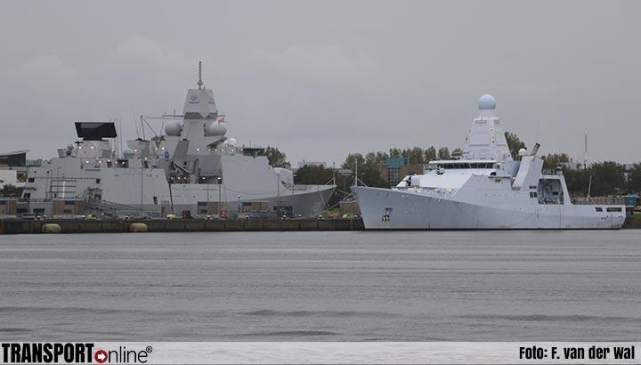 Marine vaart in principe niet meer uit vanwege corona