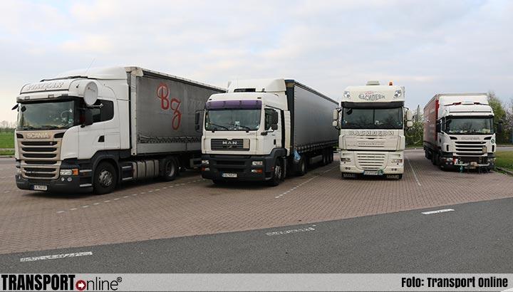 Gemeente Moerdijk onderzoekt vier potentiële locaties voor vrachtwagenparkeerplaatsen