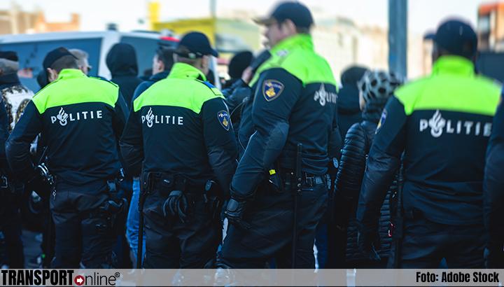 Tientallen aanhoudingen bij betoging Extincton Rebellion in Den Haag