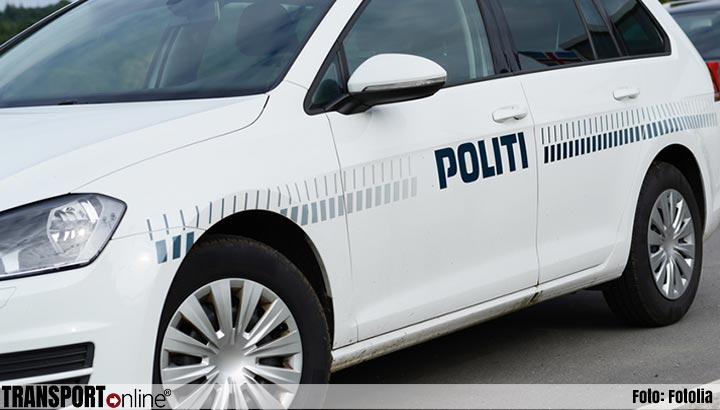 Grote transportcontrole in Deense haven