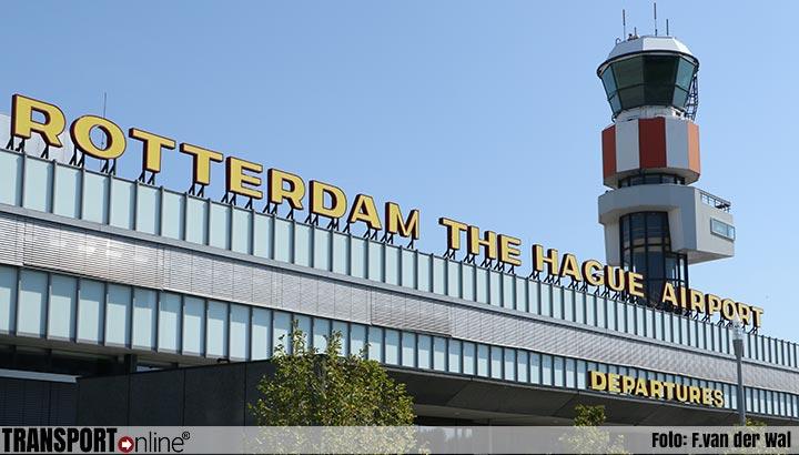 Vliegvelden Schiphol, Rotterdam en Eindhoven: helft minder reizen