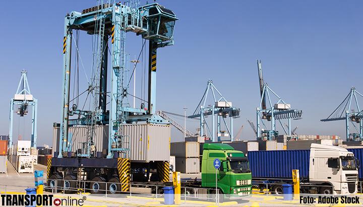 'Wachttijden containerhaven vergoed na komst convenant'