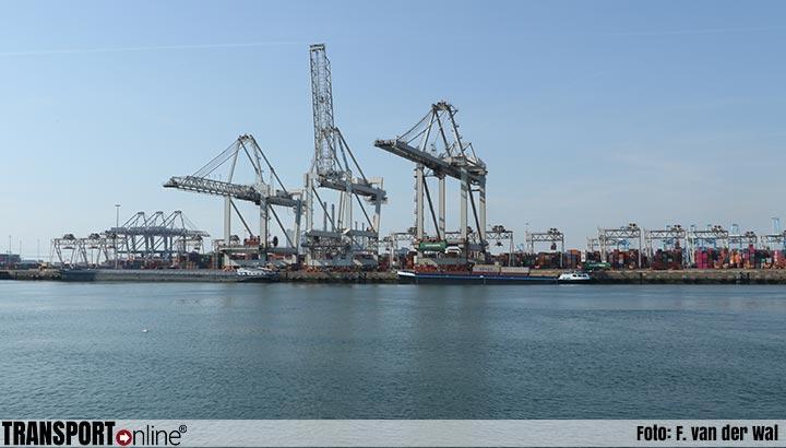 Resultaat Havenbedrijf Rotterdam loopt averij op door corona