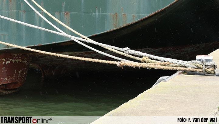 Daling van het aantal scheepsongevallen in 2020, wel vaak ernstiger