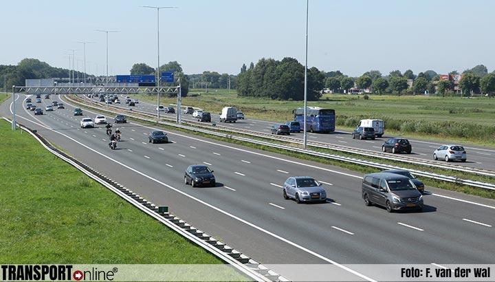 Opnieuw meer kilometers in Nederland afgelegd door Poolse vrachtwagens