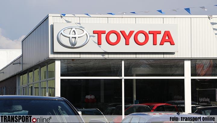 Toyota blijft tweede autoverkoper na Volkswagen