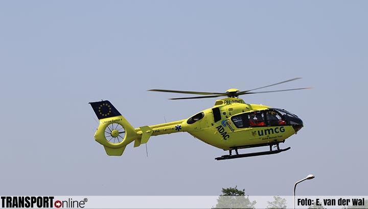Motorrijder omgekomen op N302 bij Zeewolde
