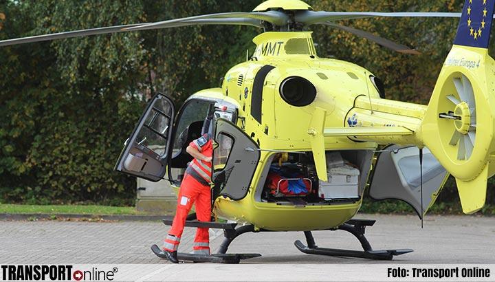 Man overleden na bedrijfsongeval in Papendrecht