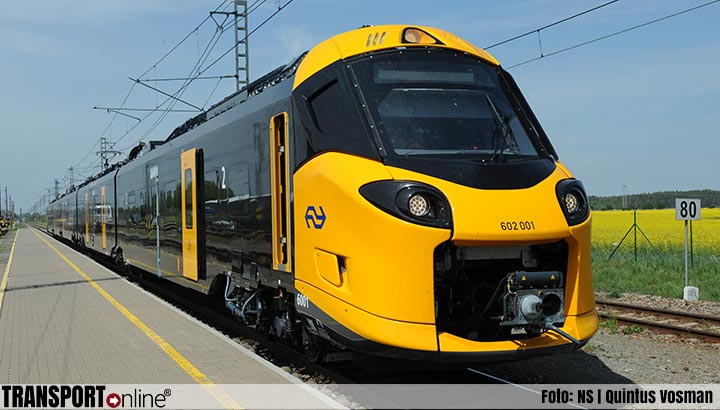 NS bestelt voor 200 miljoen aan ICNG-treinen