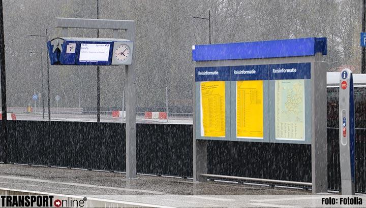 Nederlands spoor loopt sneller vol dan gedacht