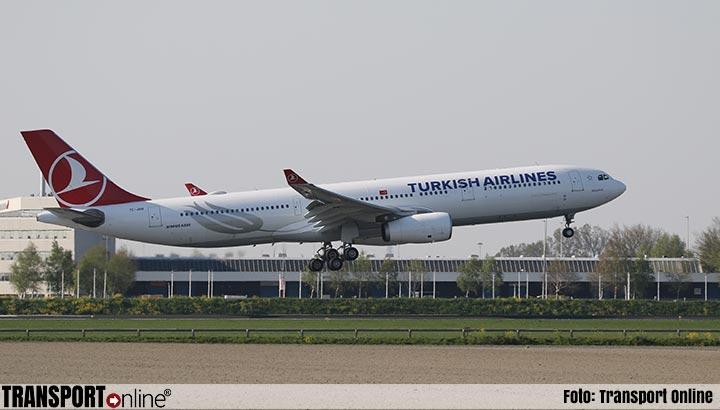 Turkish Airlines geeft personeel forse opslag wegens herstel