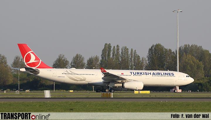 Turkish Airlines boekt winst door draai naar vracht