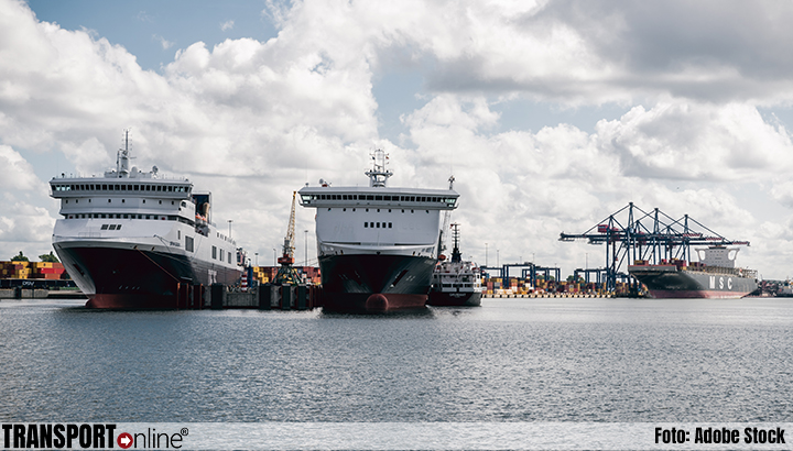 Groot-Brittannië zet veerboten in om noodgoederen te 'transporteren' bij no-dealbrexit