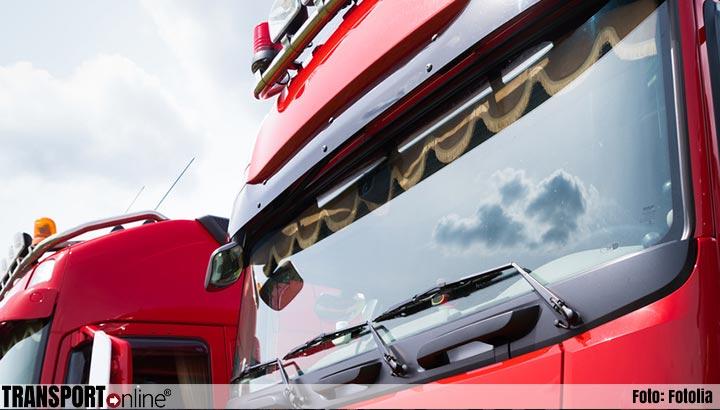 Transportondernemers melden toename boetes voor accessoires in cabine