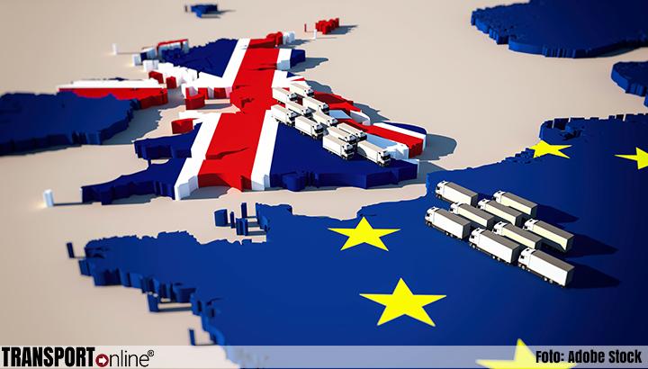 Waarde goederenimport uit Groot-Brittannië veertien procent hoger