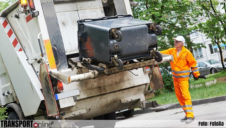 Rijk en gemeenten maken afspraken over schone vuilniswagens