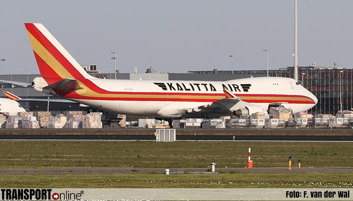 Luchtvrachtvervoer in september verder hersteld