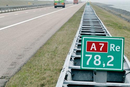 Werkzaamheden A7 Westerbroek-Zuidbroek een week later van start