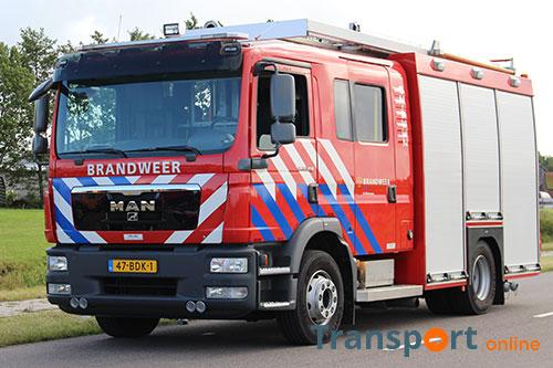 Pand Hema in Beverwijk twee keer in brand [+foto's]