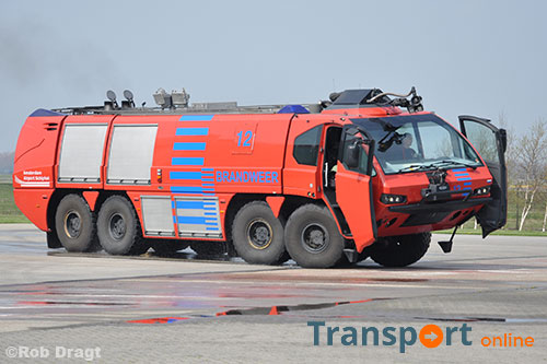 Vliegveld Rotterdam weer open na rookincident