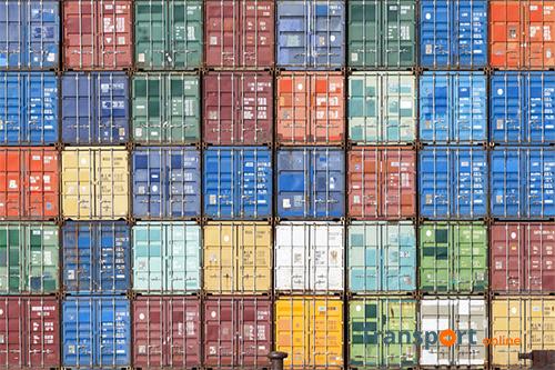 Verstekelingen gered uit container Zeebrugge