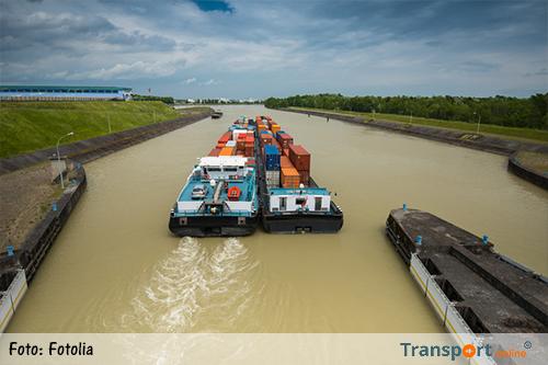 Steeds meer goederenvervoer via Venlo