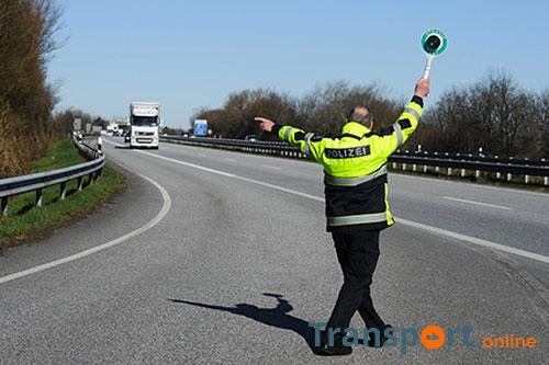 Opnieuw veel overtredingen tijdens Duitse transportcontrole