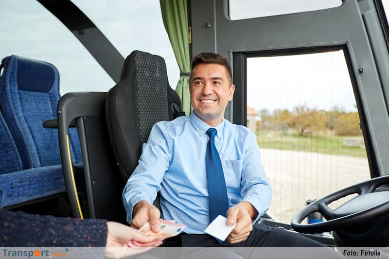 Klacht wegens weigering contante betaling in bus