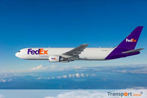 FedEx ziet toekomst zonniger in