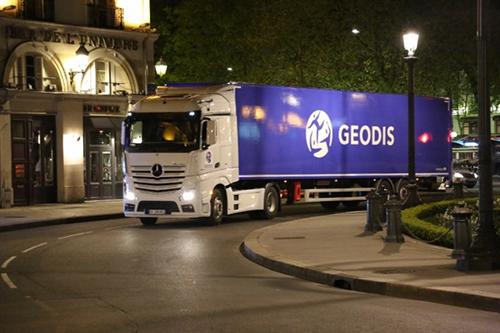 GEODIS maakt belangrijke stap in e-commerce dankzij nieuwe vergunning