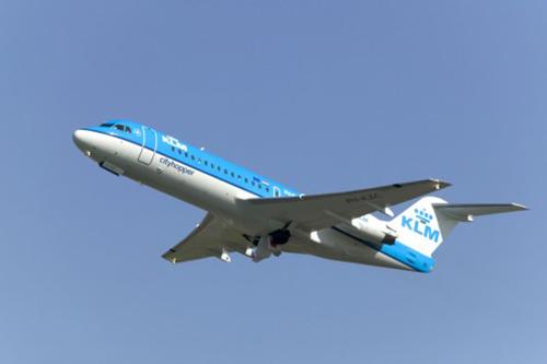 Stevige groei KLM zette ook in maart door