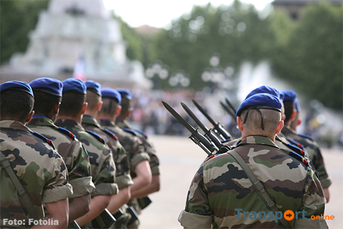Franse ministerie van Defensie zegt 'nee' tegen inzet leger in Calais