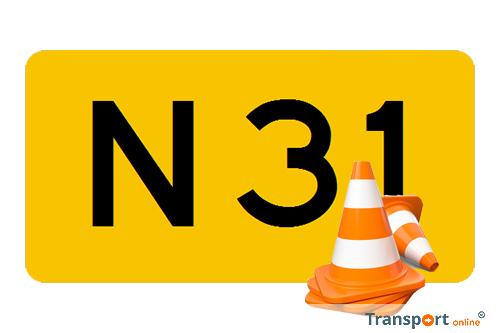 Wegwerkzaamheden Haak om Leeuwarden en N31