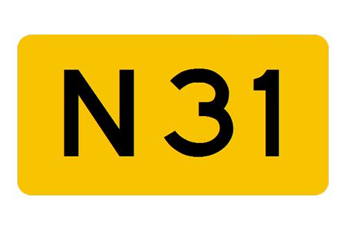 N31 (Wâldwei) zaterdag 14 juli tijdelijk afgesloten voor Elfwegentochtparade