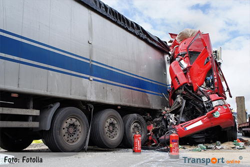 Brandpunt: Vooral ongelukken en pechgevallen met vrachtwagens zorgen voor files