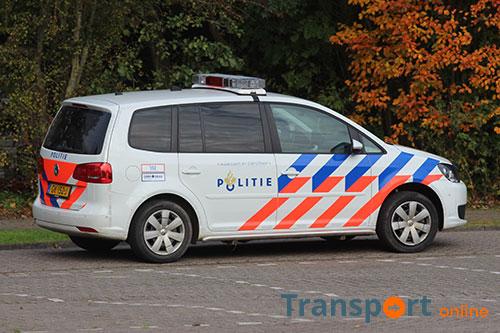 Vier verstekelingen in vrachtwagen langs A1 gevonden
