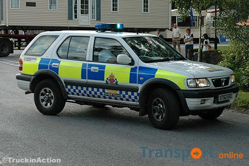 Londense politie omsingelt verdacht voertuig bij Buckingham Palace