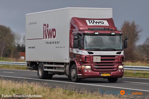 Slecht nieuws vlak voor kerst: Riwo Transport Waalwijk failliet - UPDATE!