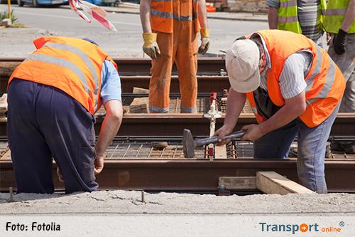 ProRail steekt miljarden in vernieuwen spoor