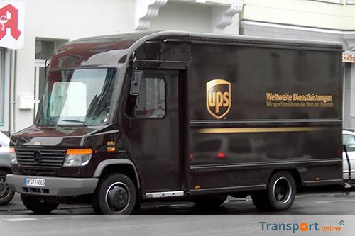 Groeispurt voor pakketbezorger UPS