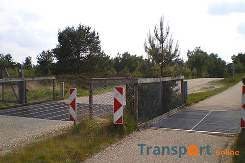 Aanleg faunarasters N396 Valkenswaard richting Leende