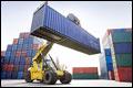 Waarde export fractie gedaald