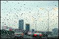 Regen leidt tot filerecord Frankrijk