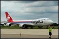 Cargolux start wekelijkse vrachtvlucht naar Wenen