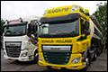 R. Vos Transporten koopt nieuwe DAF Euro 6 Space Cab trekkers
