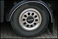Spanningsmeters als wapen tegen ongelukken met vrachtwagenbanden