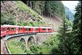 Modderstroom blokkeert Zwitserse spoorlijn